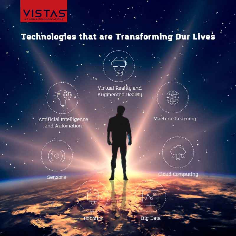 Technologies Transforming Life in Our World and Beyond