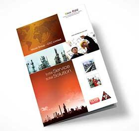 Brochure Designers in Bangalore | Company profile design